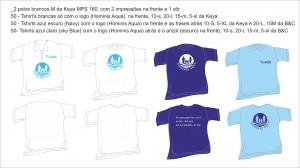 Tshirts - 7 €